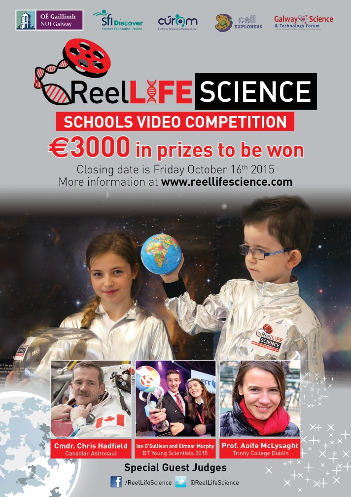 ReelLIFE SCIENCE 2015 Poster