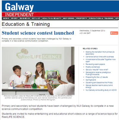 2014 Galway Independent Sept