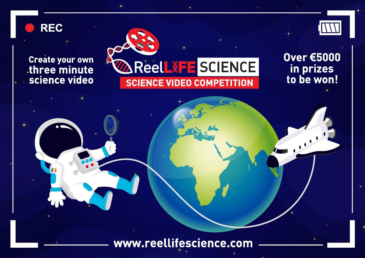 How To Take Part – ReelLIFE SCIENCE